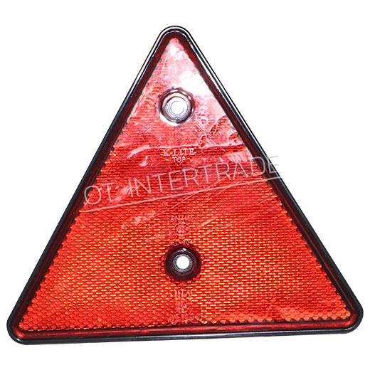 ทับทิมสะท้อนแสงแบบสามเหลี่ยมด้านเท่า