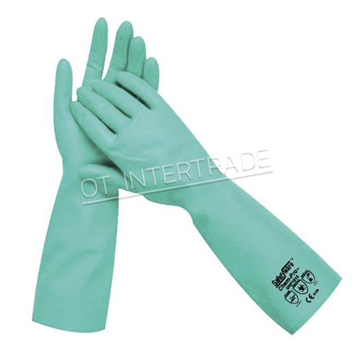 ถุงมือยางไนไตร GNF1513