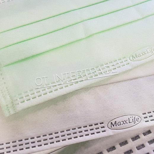 หน้ากากอนามัย 3 ชั้น Maxx Life